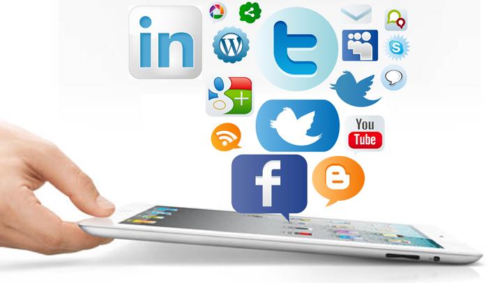 redes sociales y emprendedores