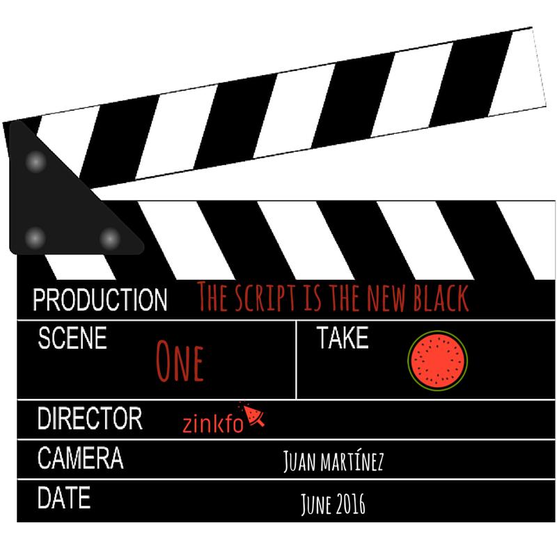 La elaboración de un guión de vídeo es un proceso clave