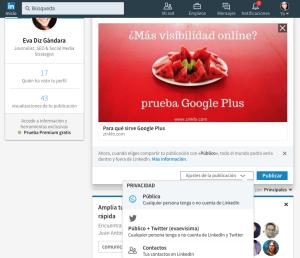 Linkedin SEO Social