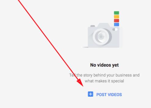 subir vídeos google