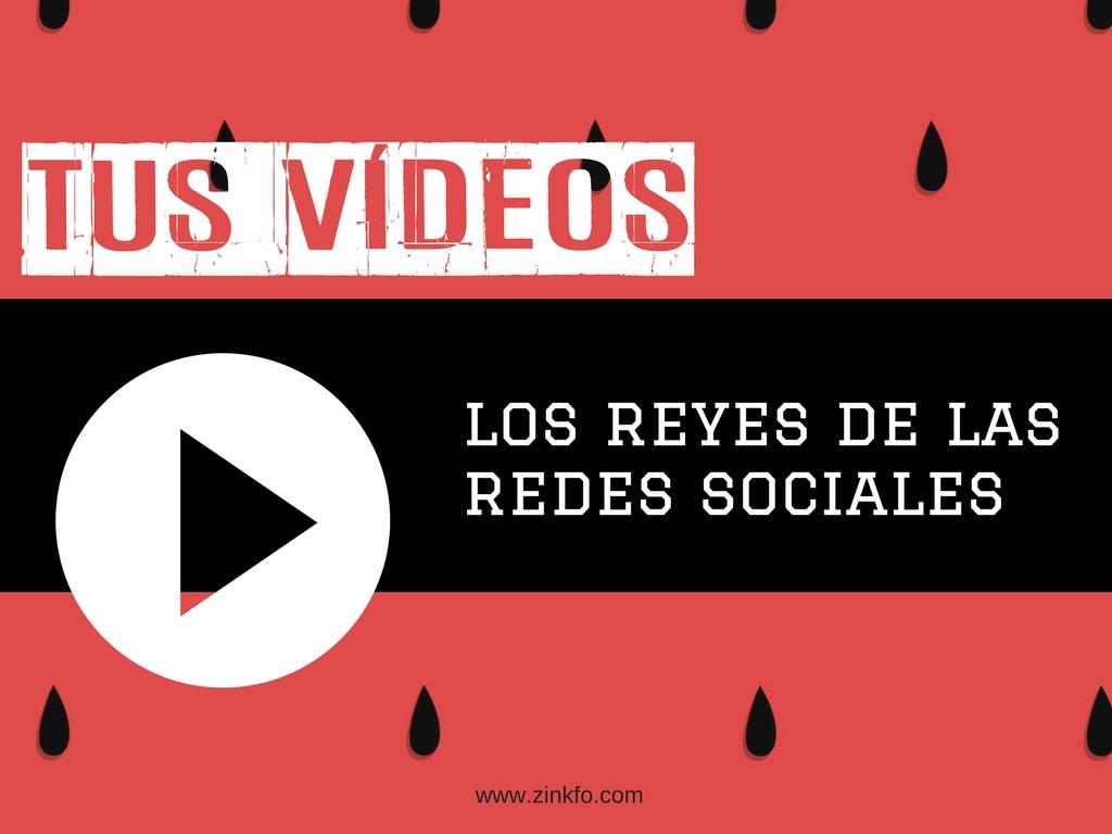 Videos que triunfan en redes sociales | ZInkfo