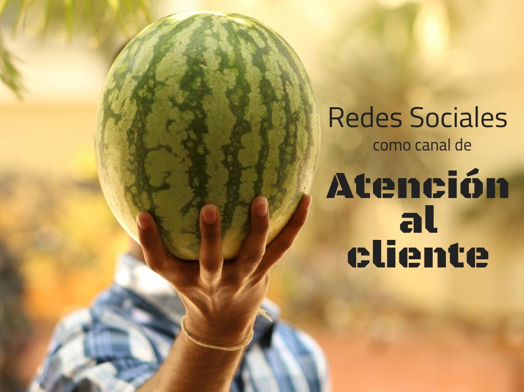 Redes sociales como canal de atención al cliente