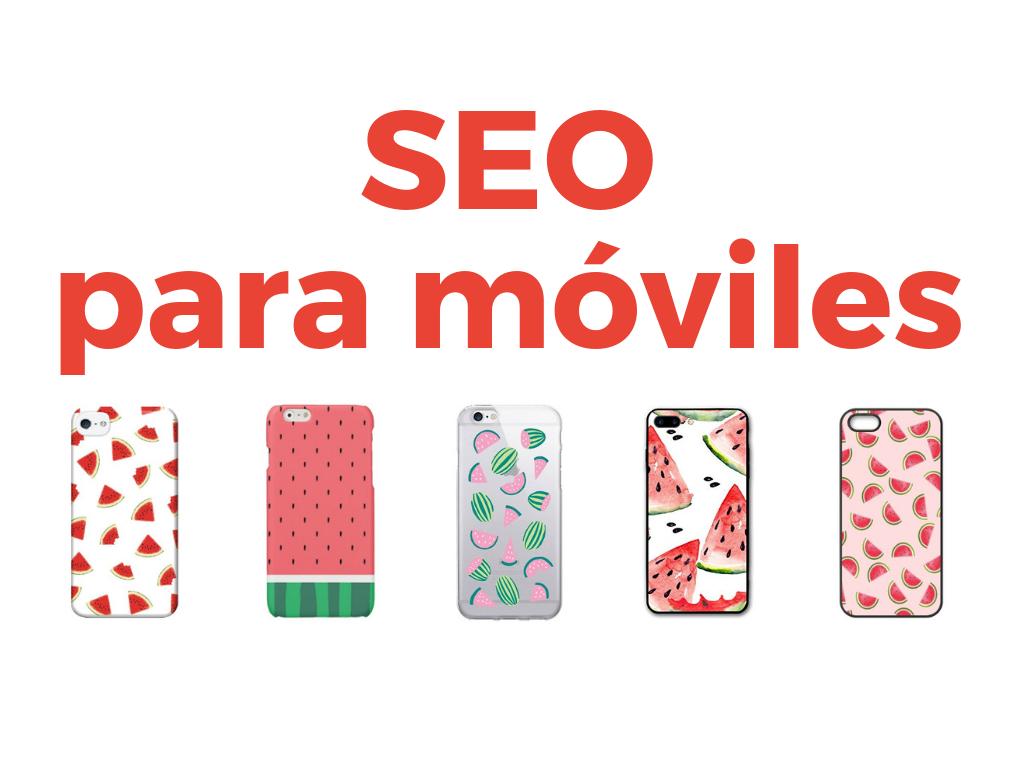 SEO para móviles