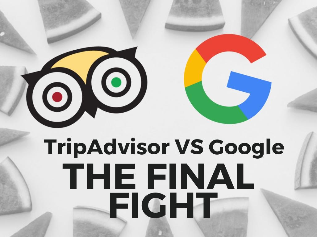 Google supera a Tripadvisor