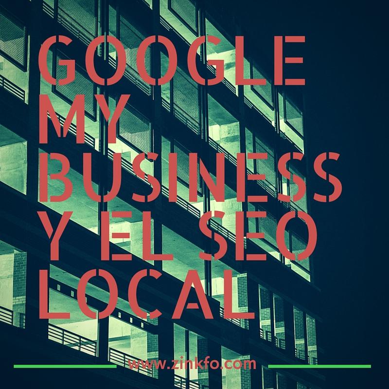 Páginas Google ubicación marca