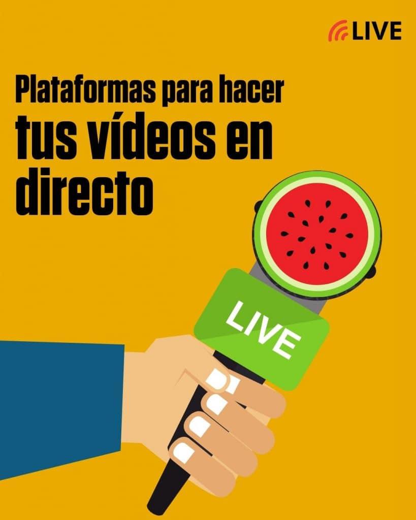 vídeo en directo