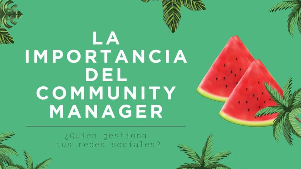community manager mallorca